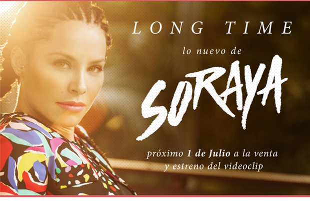Soraya long time